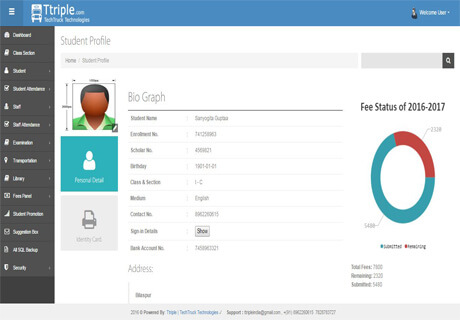 Ttriple | School Management Software
